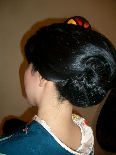 ショートカット 髪型 ミセス